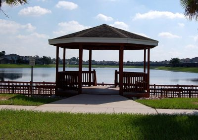 Lake View Gazebo